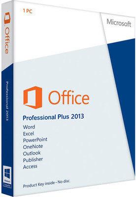 Microsoft Office 2013 Product Key Professional Plus