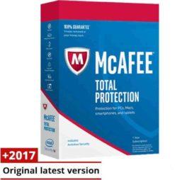 McAfee key