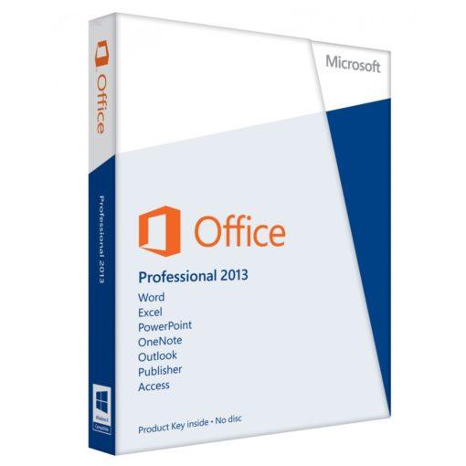 Office professional plus 2013 (5PC) License Key