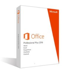 Microsoft Office Professional Plus 2016 Key