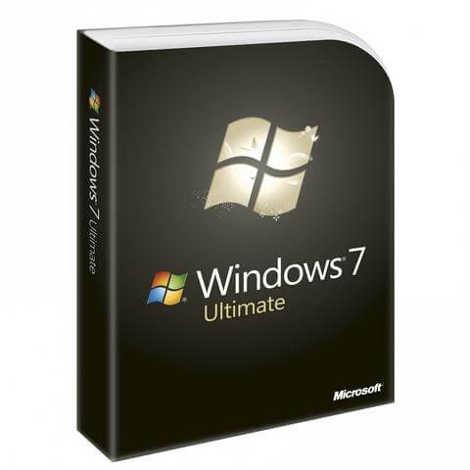 Windows 7 Ultimate Key for 5 PCs