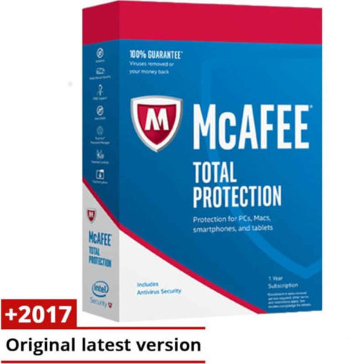 Total Protection mcafee