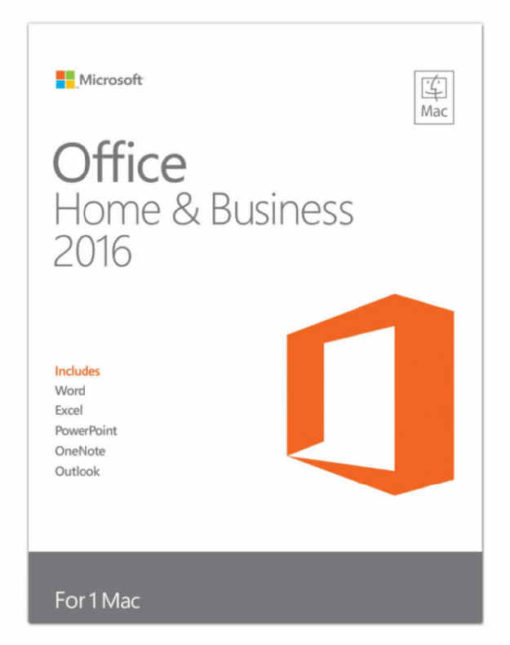 ms Office 2016 Home Business Mac
