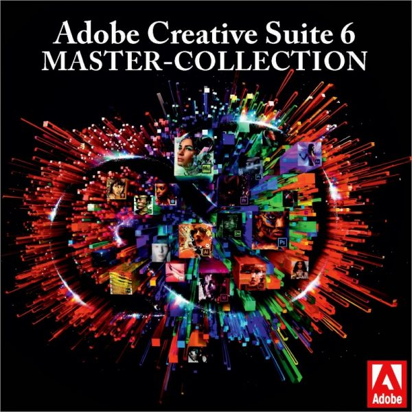 Adobe Master Collection CS6 Product Key