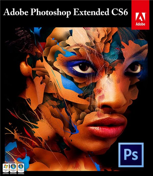 Adobe Photoshop Extended CS6 Product Key Download