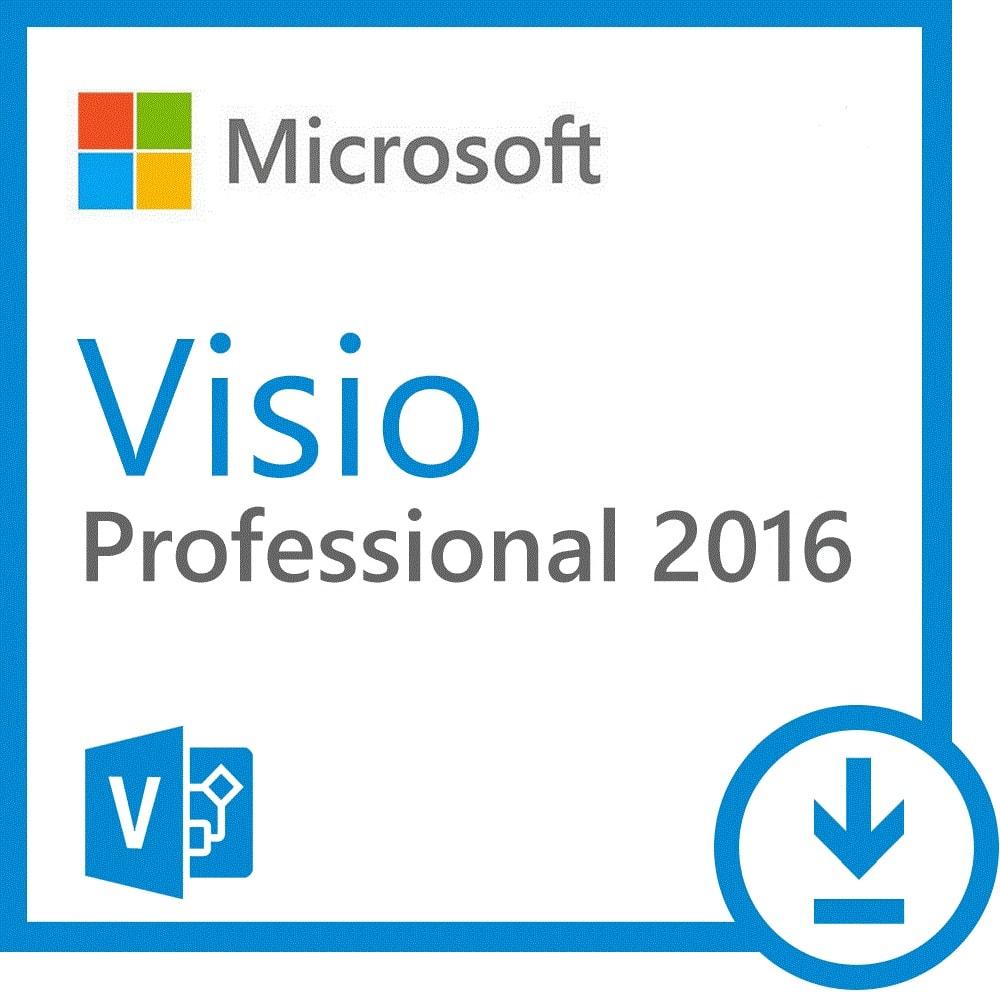 Microsoft Visio Professional 2016 Product Key - Download | Mysoftwarekeys.com