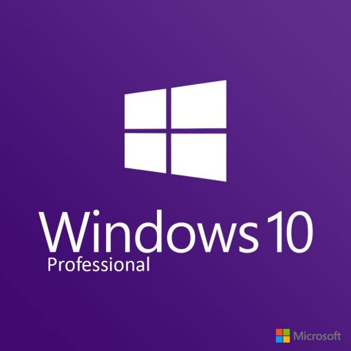 Microsoft Windows 10 Pro – License Key