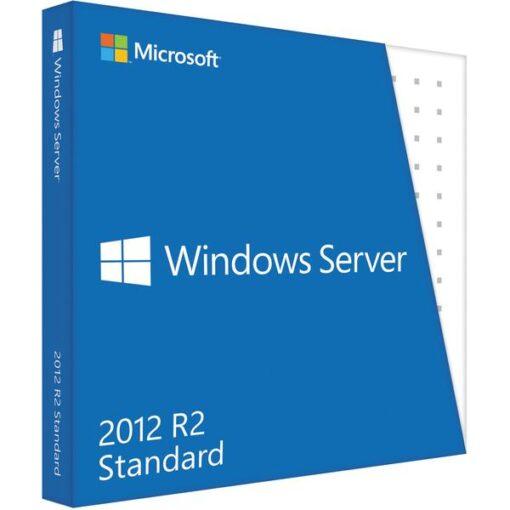 Microsoft Windows Server 2012 R2 Standard License