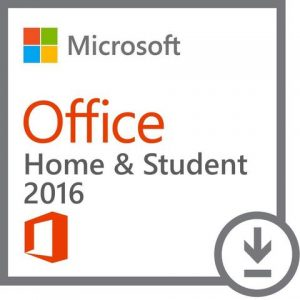 Microsoft Office Home and Student 2016 – License