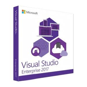 Visual Studio 2017 Enterprise Full Retail Product Key