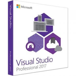 MS VISUAL STUDIO 2017 ENTERPRISE FULL RETAIL SOFTWARE