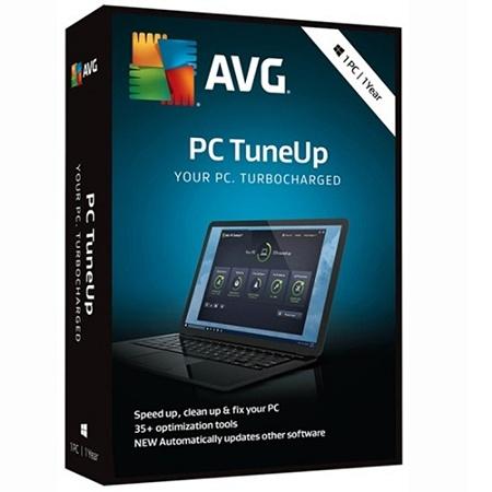 AVG PC TuneUp 2018