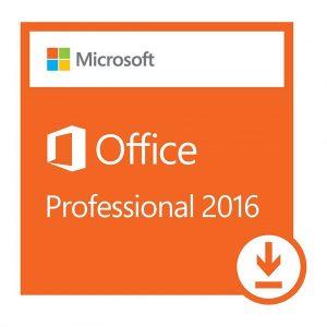 Microsoft office professional 2016 License Key