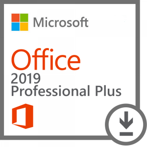 Microsoft Office 2019 Professional Plus 5 Pcs Product Key