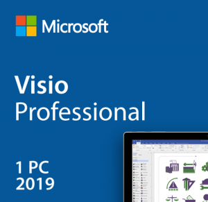Visio Professional 2019 License Product Key