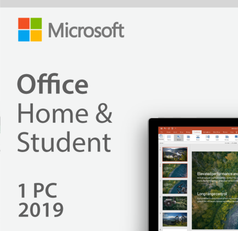 Microsoft Office Home and Student 2019 Product Key ...