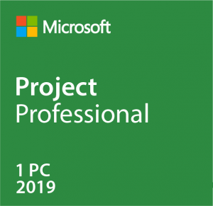 Project Professional 2019 License Product Key Key