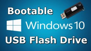Windows Installation – How To Boot From USB Drive