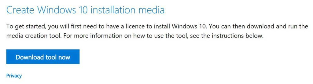 how to clean install windows 10 pro on windows 10 home