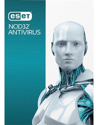 ESET Nod32 Antivirus 2019 3 Device 1 Year