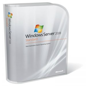 Microsoft Windows Server 2008 R2 Standard Download License