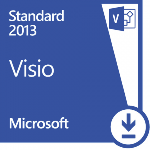 Visio 2013 Standard Product Key License