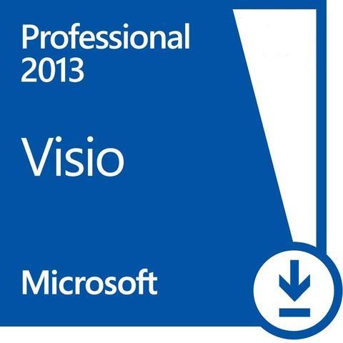 Visio 2013 Visio Pro Product Key 50 Users MAK Volume License