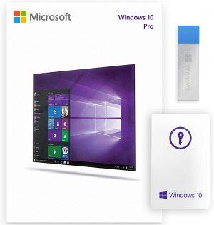 Windows 10 Pro USB flash drive Sealed