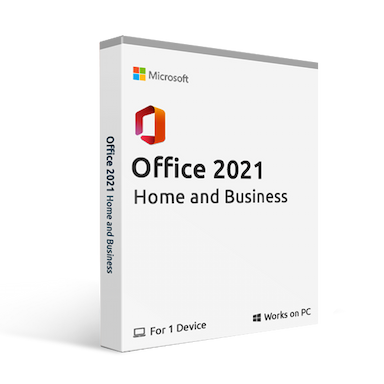 Office 2021 home and business License key