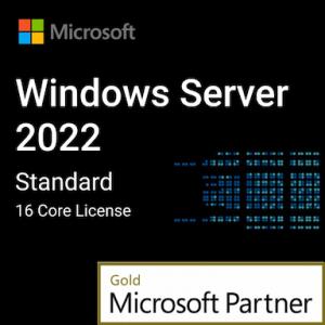 Windows Server 2022 Standard 16 Core License Key